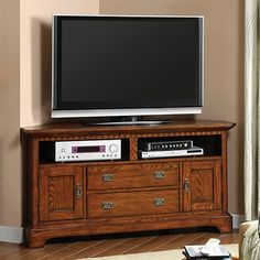 Furniture Of America Cm5922-tv Monteville 55-in Tv Console