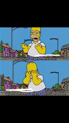 Porque nunca escuchaste a nadien Simpsons Frases, Im Depressed, Disney Paintings, Sad Heart, Fitness Gifts, Sad Love, The Simpsons, Bff, Nostalgia