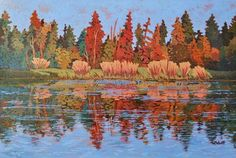 Painter Sharron Labatt has had five public art commissions and was one of five finalists in the 2001 RBC Investments Western Canadian Art Competition in Vancouver, BC. Sarah James, Art Competitions, Canadian Art, Acrylic Canvas, Double Take, Public Art, Gallery, Artist, Artwork