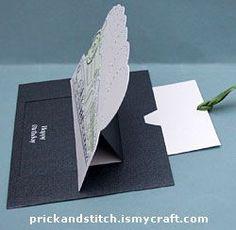 Pop up card instructions cards pinterest cards craft and card pop up card anleitung m4hsunfo
