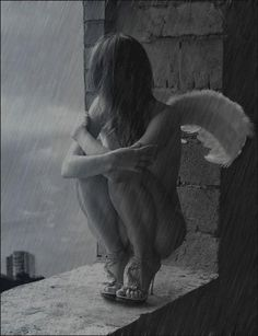 Angel waiting...