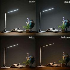 TaoTronics Desk Lamp LED Lamp Dimmable Reading Lamp