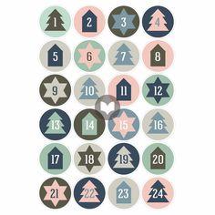 Adventní kalendář I