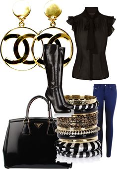 """""""Night Out"""" by chloeg01 on Polyvore"""