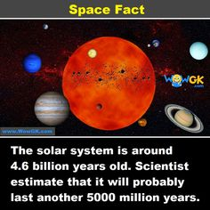 solar system facts - 900×900