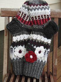 ISOLASSA: Anelmaiset Crochet Beanie, Gloves, Knitting, Fashion, Moda, Tricot, La Mode, Breien, Fasion