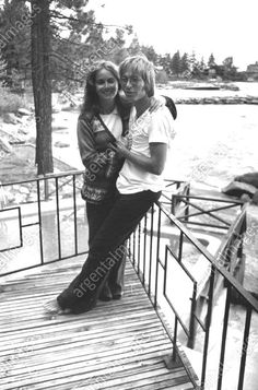 at Lake Tahoe, 1976