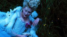 Every scene of Sophia Coppola's Marie Antoinette is unreal.