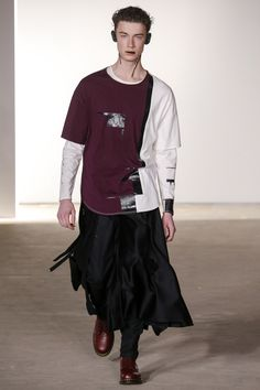 Siki Im Fall 2016 Menswear Fashion Show