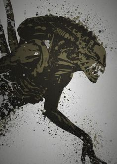 alien xenomorph predator versus pop culture splatter aliens movie