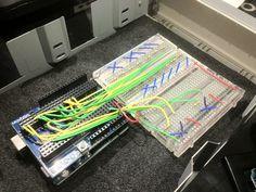 Projetinho em Arduino da Commit