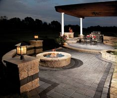 Outdoor Living - Fire Pit - For details and additional information on outdoor living products through Valley City Supply, please contact us at 330-483-3400 or visit our website at ValleyCitySupply.com