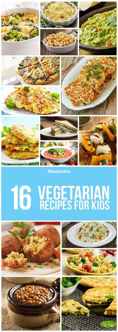 17 Delicious Vegetarian Recipes For Kids Best Vegetarian Recipes For Kids: we have put together a collection of vegetarian dishes packed with a punch of taste without compromising on the nutrients your child need. Choose your best vegetarian for kids from Vegetarian Meals For Kids, Best Vegetarian Recipes, Vegetarian Breakfast, Healthy Meals For Kids, Dinner Recipes For Kids, Veggie Recipes, Baby Food Recipes, Healthy Snacks, Healthy Eating