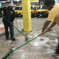 Keeping your place of business clean is what we do best.