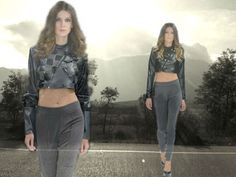 Pamela, Leather Pants, Romance, Crop Tops, Facebook, Dark, Collection, Women, Fashion