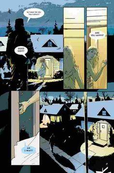 Fahrenheit 451 (Ray Bradbury, graphic novel by Tim Hamilton ...