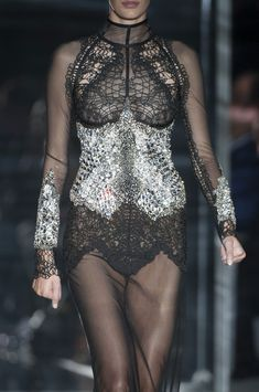 Tom Ford at London Spring 2014 RTW.
