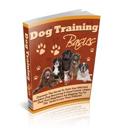 Are you a dog fanatic?  If so, are you dreaming of owning a dog that's well behaved, obedient and protective?  Yeah, I know, this sounds to be good but...  Do you know there are a lot of people avoid getting dogs because they're just afraid of behavioral problems?  Training a dog on how to behave and follow every command becoming one of the most difficult task that every dog owner facing right now.