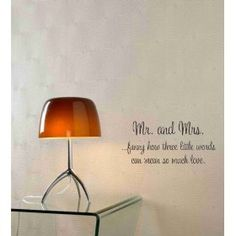 Funny how three little words can mean so much love vinyl wall art