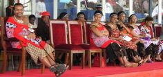 The King of Swaziland has 14 wives. Are they gender equality activists in disguise or merely happily married traditionalists? Meet the queens. All About Africa, New Africa, South Africa, Africa News, Crown Princess Victoria, Princess Mary, Princess Crowns, Disney Princess, Queen Margrethe Ii