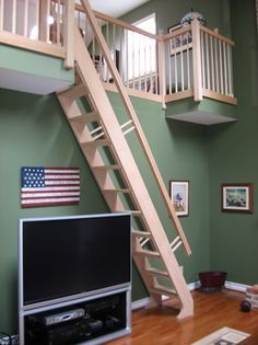 stairway ladder - Google Search
