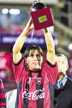 Pablo Izaguirre, argentino de los mas grandes jugadores de la historia rojinegra.