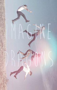 Imagine dragons <3
