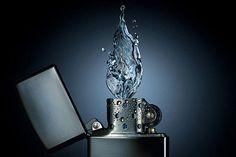 Liquid Fire Lighter