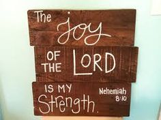 Rejoice in the Lord.