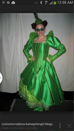 c9bacdc7332 Emerald city Broadway Costumes