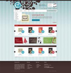 Pracownia afo - e-commerce design