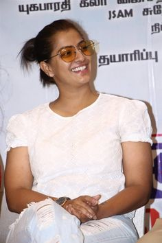 Varalaxmi Sarathkumar At Kanni Raasi Movie Press Meet - TOLLYWOOD STARS  IMAGES, GIF, ANIMATED GIF, WALLPAPER, STICKER FOR WHATSAPP & FACEBOOK