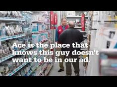 Not In Our Ad - Ace Hardware - YouTube