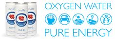 Oxygen water Oxylife - Pure energy for your body and mind. Oxygenated water - new generation of Pure energy drink. H2O + O2 - the best combination for human body and brain. Kyslikova vodfa Oxylife water - cista energie pro Vase telo a mozek.