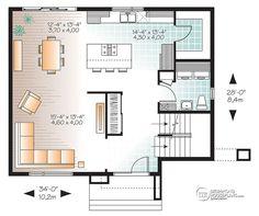 Casa plan W3715
