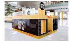 Quiosques para Shopping Churros Dulce de Leche