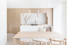Kitchen Living, Kitchen Decor, Hummingbird House, White Marble Kitchen, Tropical Decor, Dining Room Design, Home Renovation, Living Area, House Design