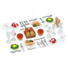 Sylvanian Families - Conjunto Jantar para dois - Epoch