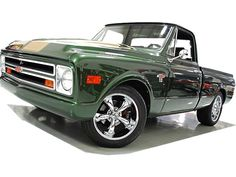 Chevrolet : C-10 Restomod