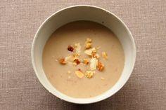 和栗とさつま芋のスープ