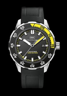 IWC Aquatimer Automatic 2000 Mens Watch IW 356802