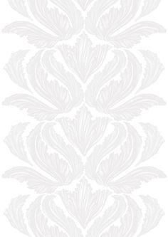 Viuhka Fancy (white) - By Matleena Issakainen