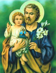 St Josef/ Heilige Jozef, 19 maart