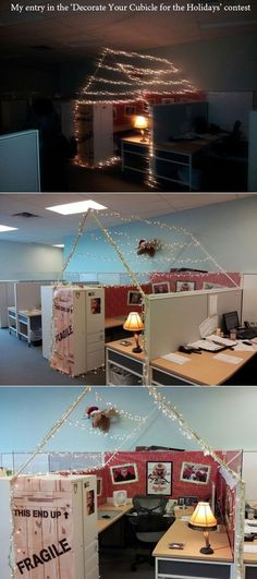 This would be the most fun thing ever, and you would have the coolest boss every if he allowed you to do this!