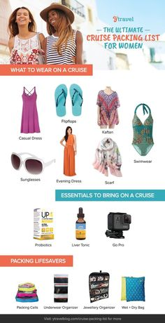 Wondering what to wear on a cruise? My cruise packing checklist will make your cruise travel planning effortless so you can spend more time enjoying your cruise. As well as the cruise packing list,. Packing List For Cruise, Packing Checklist, Cruise Tips, Cruise Travel, Packing Tips For Travel, Packing Lists, Packing Hacks, Travel Info, Cruise Vacation