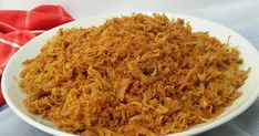 Royal Recipe, Indonesian Cuisine, Indonesian Recipes, School Snacks, Macaroni And Cheese, Food And Drink, Menu, Healthy Recipes, Healthy Food