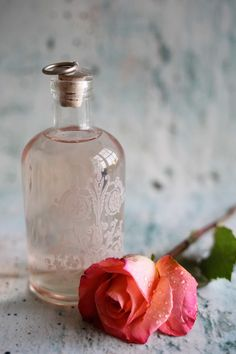 Nice tip. Step 3 - Explore the science behind hair products and perfume - Create a scent. There are many ways to make your own scent. Here's how to make your own rose water. Homemade Rose Water, Homemade Beauty, Make Your Own, Make It Yourself, How To Make, Beauty Secrets, Beauty Hacks, Beauty Tips, Diy Beauté