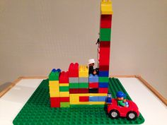 Photo by Little Kun! Fire Hall, Lego Duplo, Toys, Lego Duplo Table, Activity Toys, Games, Toy, Beanie Boos