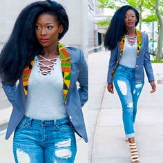 Here's Fashionable latest african fashion look African Print Dresses, African Wear, African Attire, African Fashion Dresses, African Women, African Dress, African Prints, African Clothes, Ankara Fashion