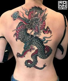 Body Art Tattoos, Girl Tattoos, Tattoos For Women, Japanese Tattoo Art, Japanese Tattoo Designs, Raijin Tattoo, Tattoo Chart, Dragon Tattoo Drawing, Pilot Tattoo